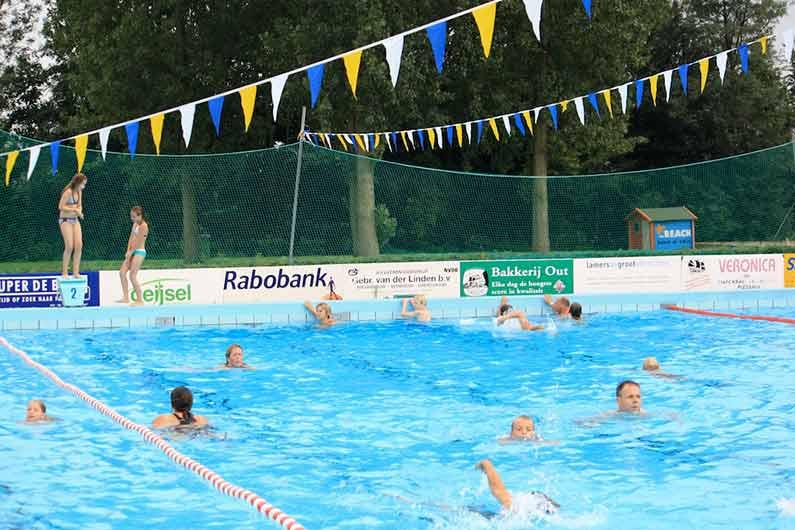 Amstelbad zwemvierdaagse
