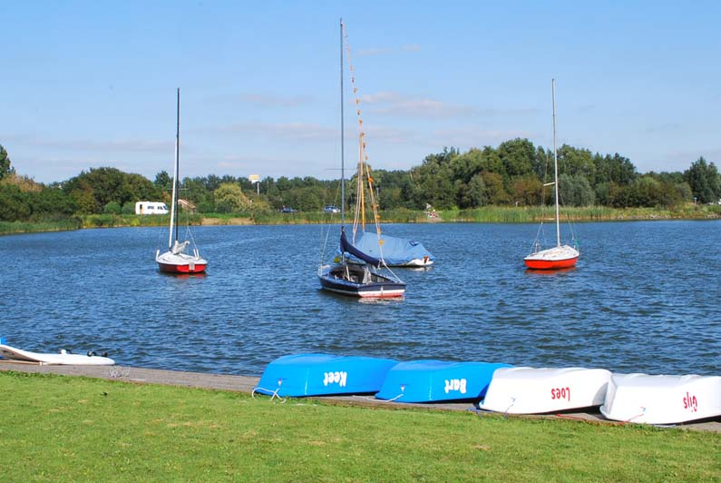 Oever watersportvereniging Ouderkerkerplas