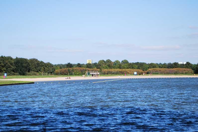 Strand Oudekerkerplas