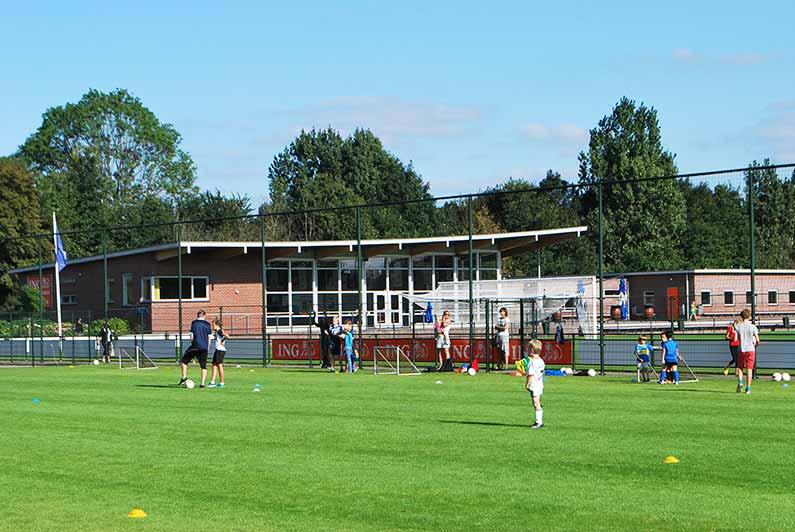 Sportpark SV Ouderkerk