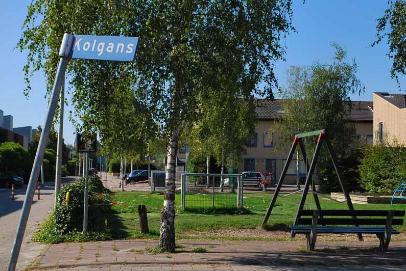 Trapveldje Kolgans