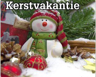 Activiteiten in de kerstvakantie