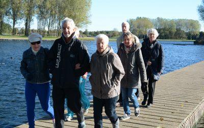 Geslaagde wandeltocht door Ouderkerk aan de Amstel