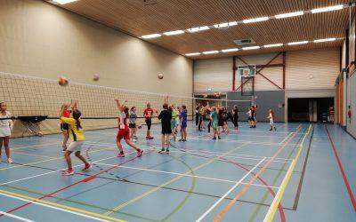 Volleybalweken voor groep 7 en 8