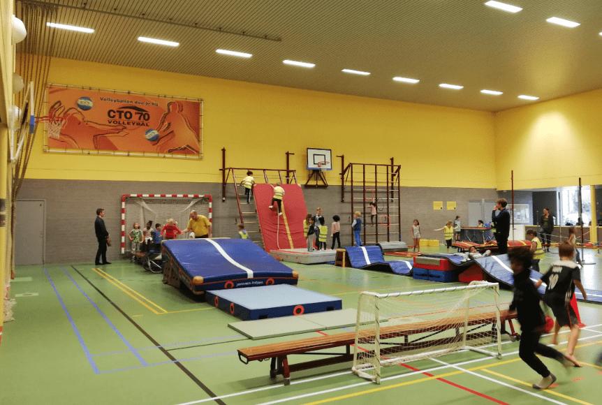 Spel, sport en creatieve activiteiten voor jeugd in de kerstvakantie