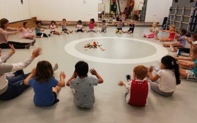 Kennismaken met Yoga in herfstthema