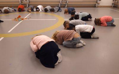Yoga clinic voor kleuters in Duivendrecht