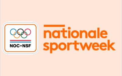 Openingsdans Nationale Sportweek